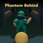 Phantom Behind Yellow Head poster