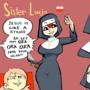 Sister Lucja Sheet