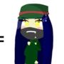Kiyo as a DDLC Chibi