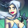 Bikini Sword Lady
