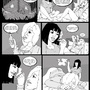 Two girls one slasher! Page 1 by Lundsfryd