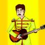 Sgt. John Lennon by destructin