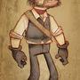 Mr Marston by StickDinosaur