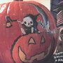 Pumpkin Painting by Rhunyc