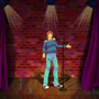 Stand-Up Comedian by limitedxconceptions