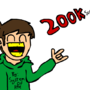 Eddsworld reaches 200K subs! by SystemOfAtte