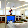 Mario in the room