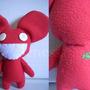Deadmau5 plush by MoriChax