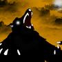 Halloween werewolf by digiteam3