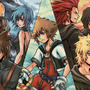 KH trilogy by KingdomHeartsXII