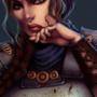 Rhoda Livia Verina - Commission for Sinfulwolf repost