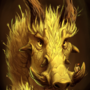 savanna dragon