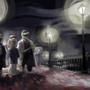 Commission Noir Dinosaur Descendants