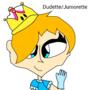 Juniorette (AKA Junior's Super Crown form)
