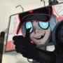 Fan art: Blind Spot
