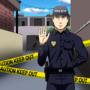 Outside the Crime Scene