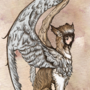 Creatuanary 2020- Owl Woman