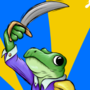 JOIN THE FROG LEGION