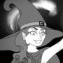 Random Witch Drawing