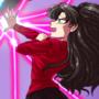 Zatanna V. Rin: Magic Battle