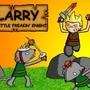 Larry Fighting Rats