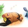 5th Gen Sleeping Starters