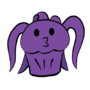 Tentacle Muffin Icon