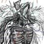 Cleric Beast Sketch Idea