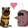 Poggle and Boota fall in love.