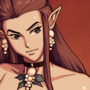 November Poll Pin Up - Zelda - The Royal Portrait (NSFW)