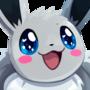 LiveStream/ Free emote: Happy eevee