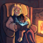 Undertale Fanart - We can have a good life here
