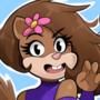 Psylocke Sandy Cheeks