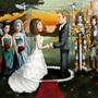 Marta's Wedding by neeko