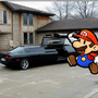 Mario goes to Bill Gates Car by Dj-Deyo