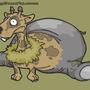 Giraphantion by yellowbouncyball