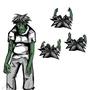Zombie by shunybard