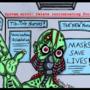Masky's revenge!
