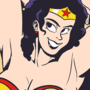 [PATREON] Wonder Woman Pinup (not naked)