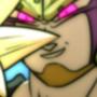 Goku vs cell redraw