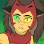 ailormoon redraw but it's Catra!