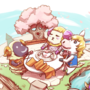 Animal Crossing New Leaf Diorama