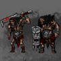 Red Mountain Giants and Hunters