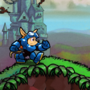 Rocket Knight Adventures Mockup