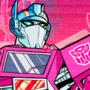 Optimus Prime Retro
