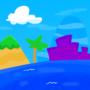 Hidden Summer Island