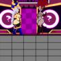 Ero Game character screen mockup
