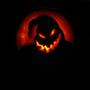 Oogie Boogie Pumpkin by Nerdonk