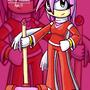 Sonic Rift - Amy Concept by ZaronX