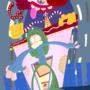 Escape Creepy Clown Burgers by Gerkinman